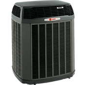 Trane XC95m model Commercial Furnace