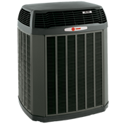 Trane XV95 model Commercial Furnace