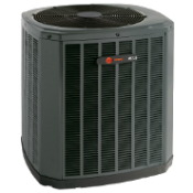 Trane XC80 model Commercial Furnace