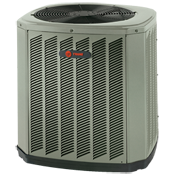 Trane XB80 model Commercial Furnace